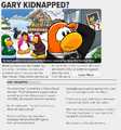 Gary Kidnapped Article