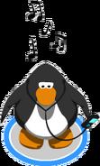 Black MP3000 special dance