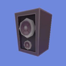 Floor Speaker
