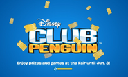 The Fair 2015 logo screen