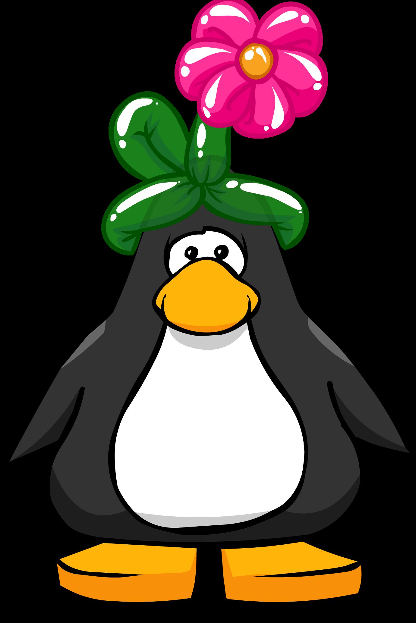 Balloon Flower Hat