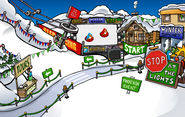 Penguin Games Ski Village