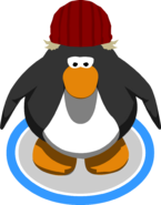 Petey K Toque and Hair in-game