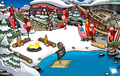 Puffle Party 2010 Cove