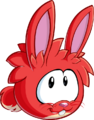 Puffle red1015 paper