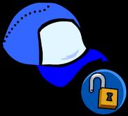 Blue Ball Cap unlockable icon