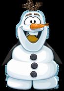Olaf's Costume PC