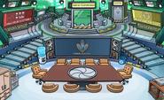 Sala de Comando Antiga