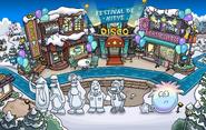 Festival de Nieve 2015 Centro