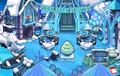 Frozen Fever Party 2015 Dock frozen