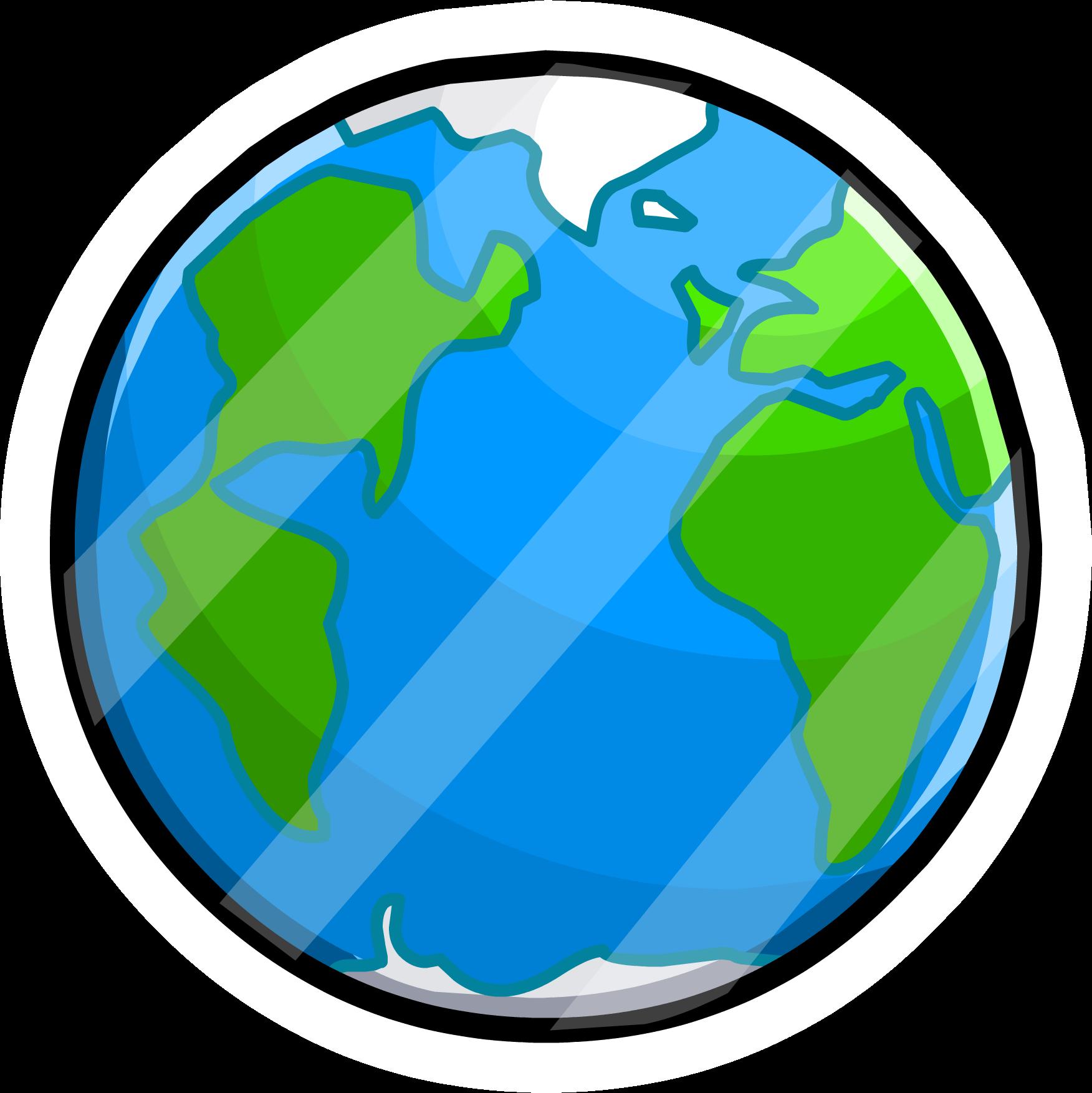 Globe Pin