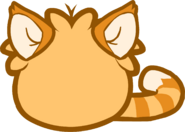 Puffle cat icon