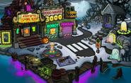 Halloween Party 2015 Beach