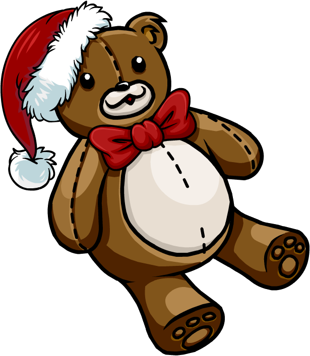 Osito de Navidad