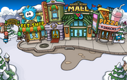 School & Skate Party Plaza