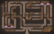 Full Cave Maze