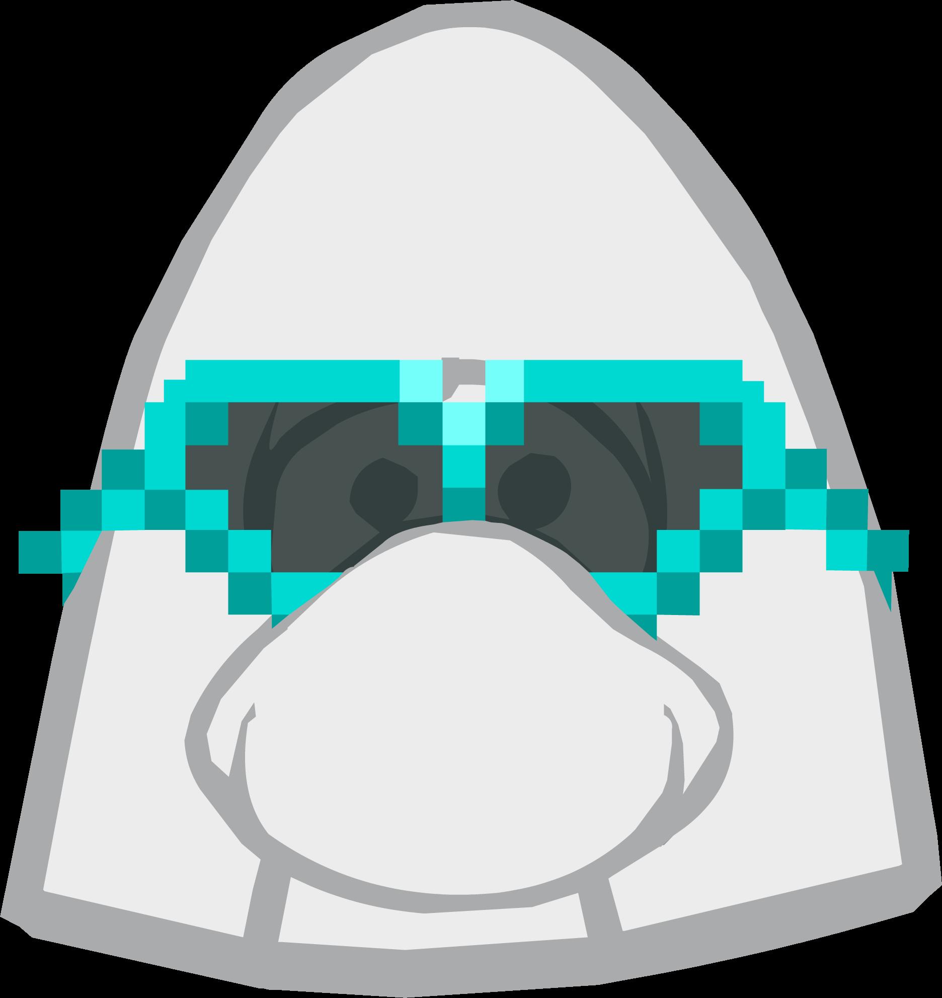 Gafas Pixeladas