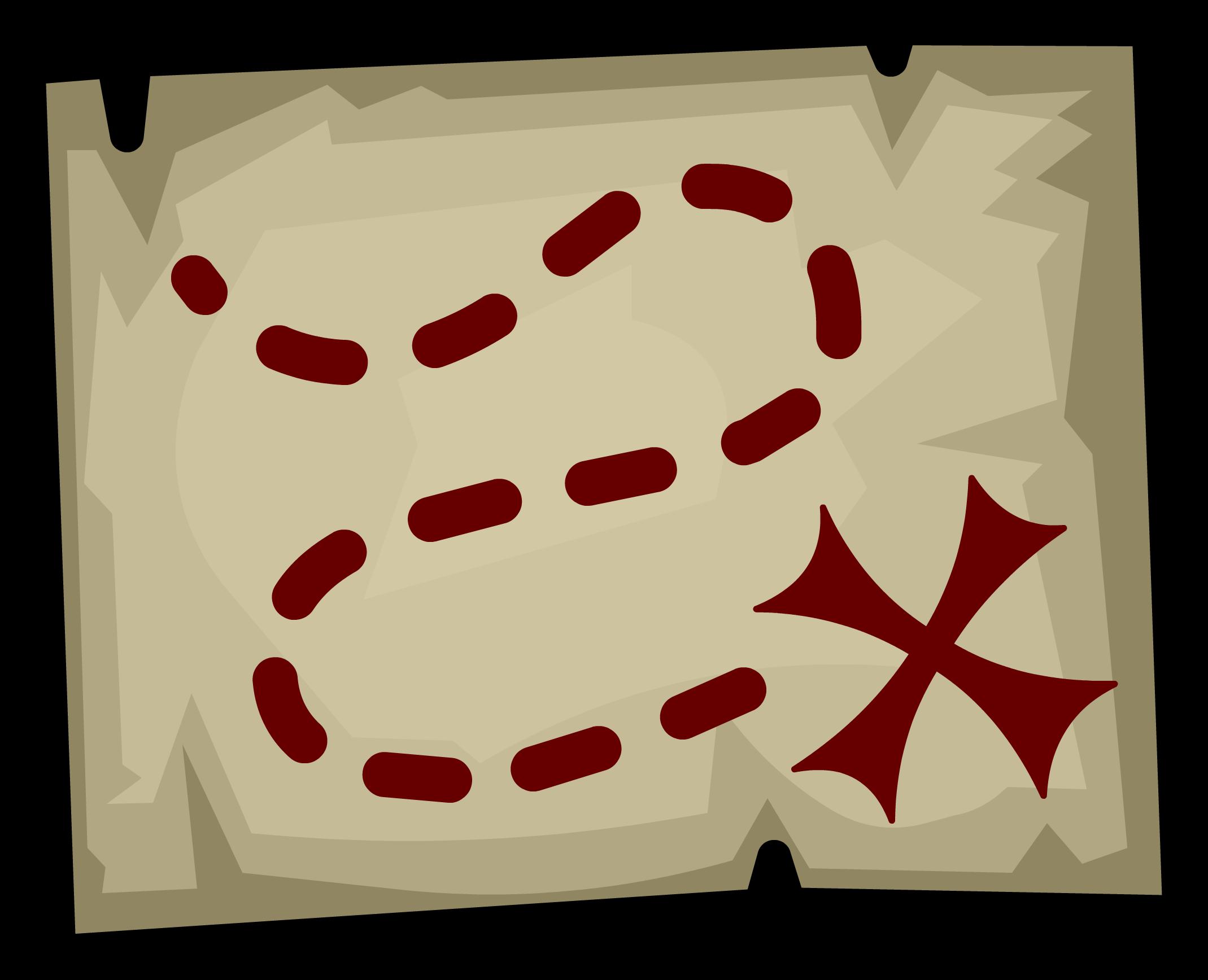 Mapa del Bosque