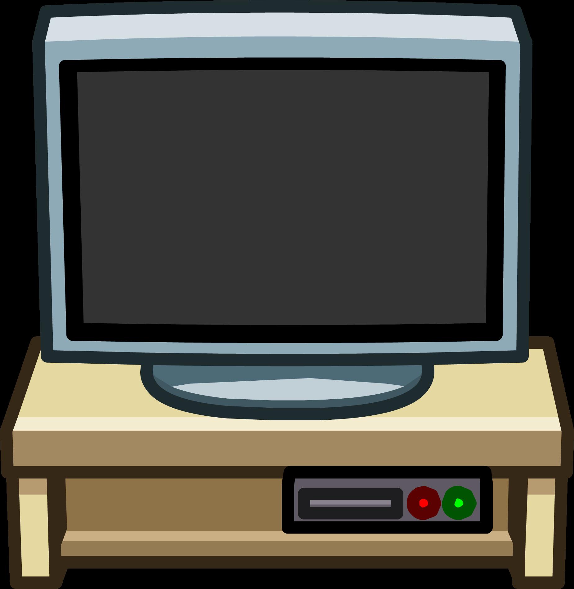 Mesa de TV Gris