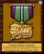 Mission 1 Medal full award de