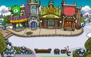 Monsters University Takeover Plaza