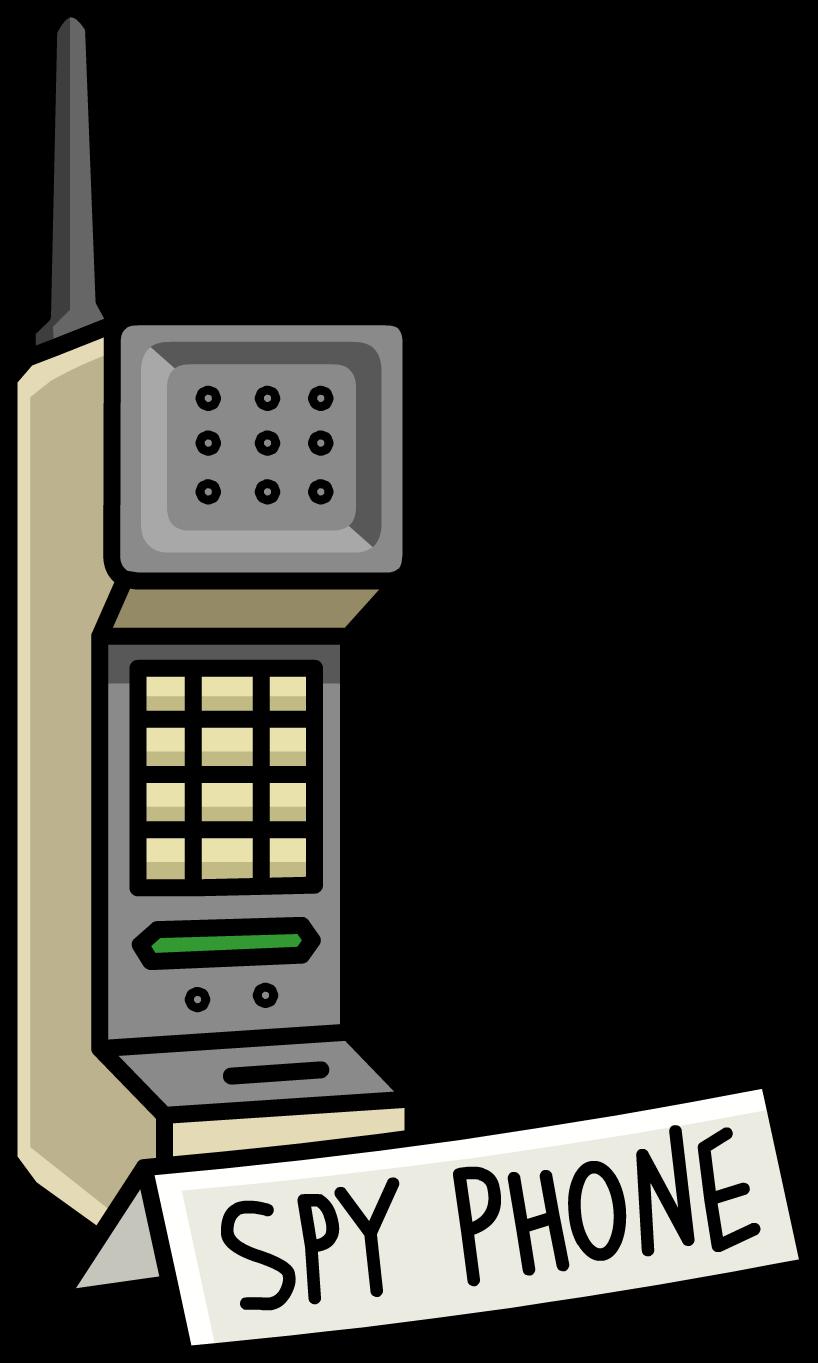 Prototype Spy Phone