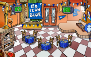 Penguin Games Pizza Parlor