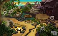 Prehistoric Party 2013 Yuck Swamp