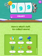The Exchange menu collect 999 2