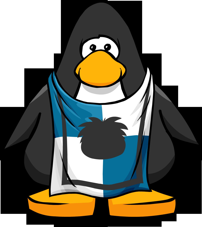 Blue Tabard