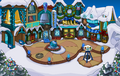 Merry Walrus Party Plaza