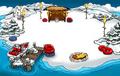 Winter Luau Dock