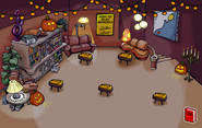 Halloween Party 2009 Book Room