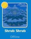 Shrub agregado