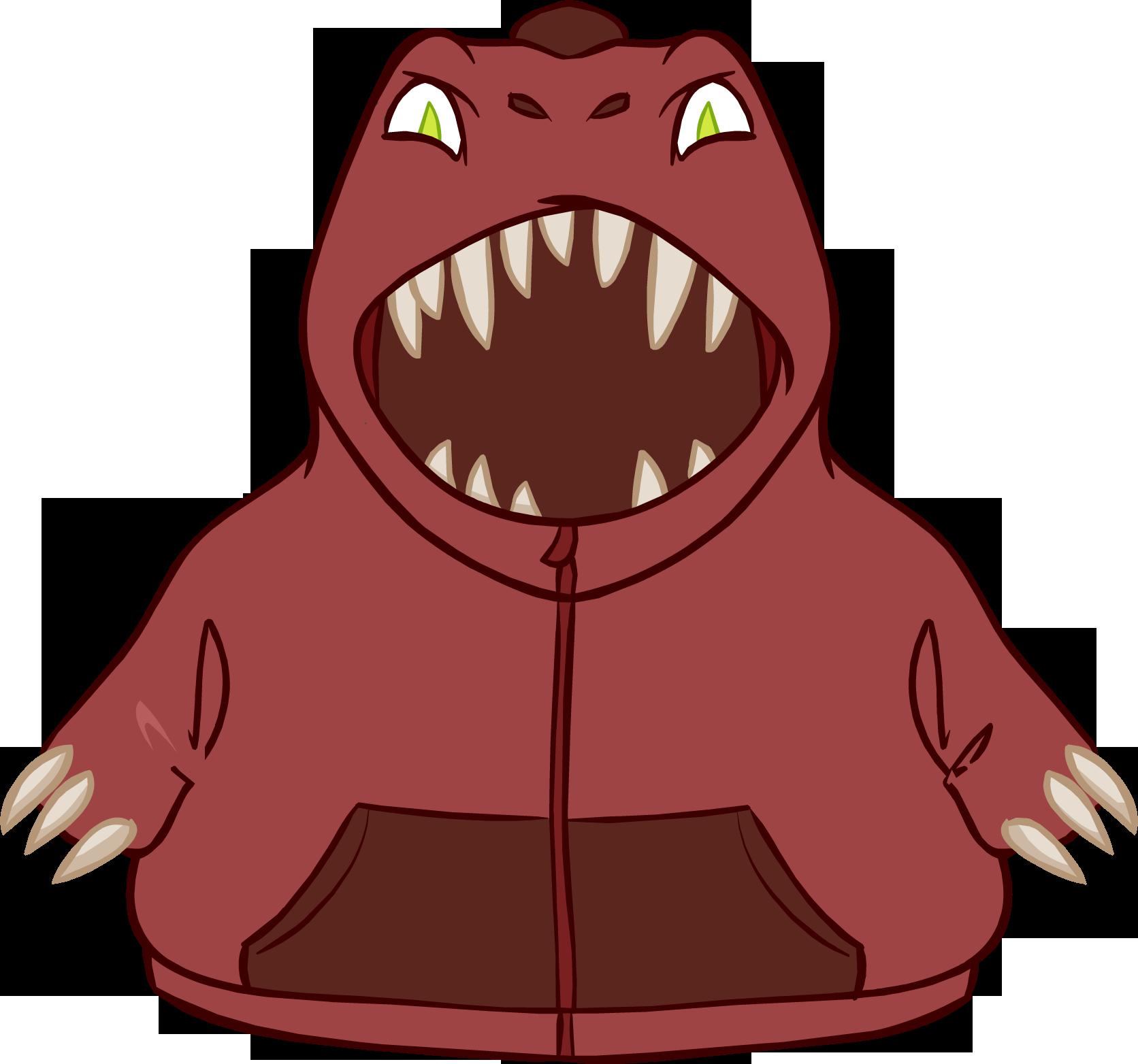 Allosaurus Hoodie