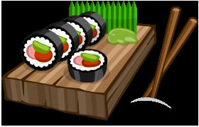 Sushi Drop