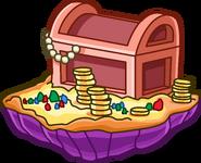 Loot Island in Rockhopper's Mind
