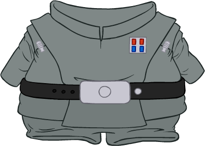 Uniforme del Oficial Imperial
