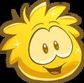 Puffle 2014 Transformation Player Card Golden