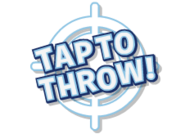 Tap to throw