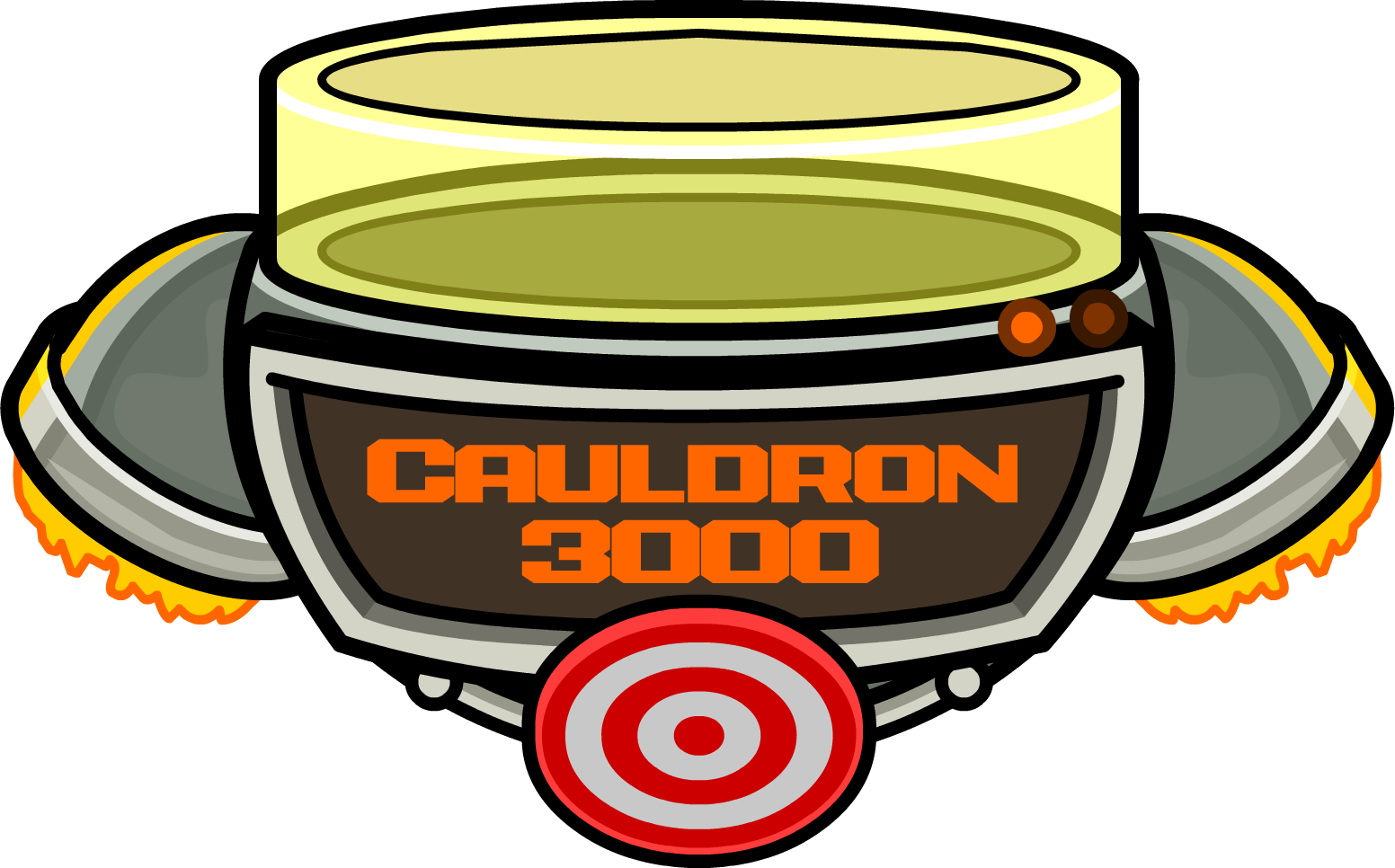 Cauldron 3000