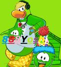 Cp wiki 888 Yoshi puffle party 2015 logo