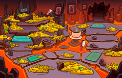Medieval Party 2010 Ye Knight's Quest 2 treasure room.png