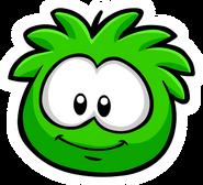 Puffle Verde 5