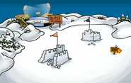 Pizza Parlor Opening Snow Forts