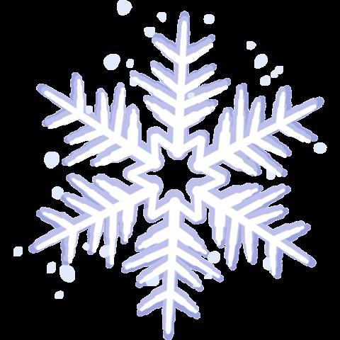 Pin de Copo de Nieve