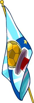 Bandera de la Copa CP