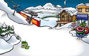 Centro de Esquí Fiesta de San Patricio 2006