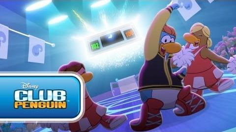 Hollywood Party Coming February 14! Official Club Penguin-2