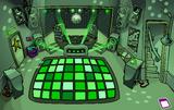 Night Club rave Green